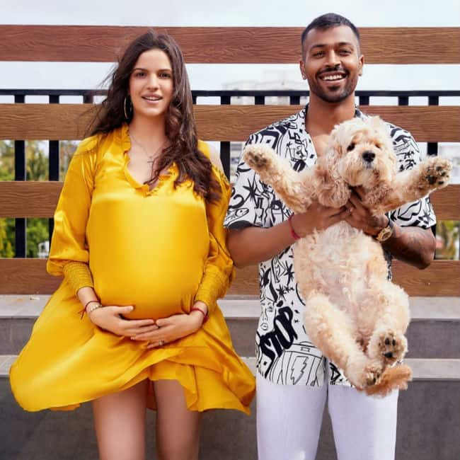 Natasa Stankovic and Hardik Pandya s latest viral photos