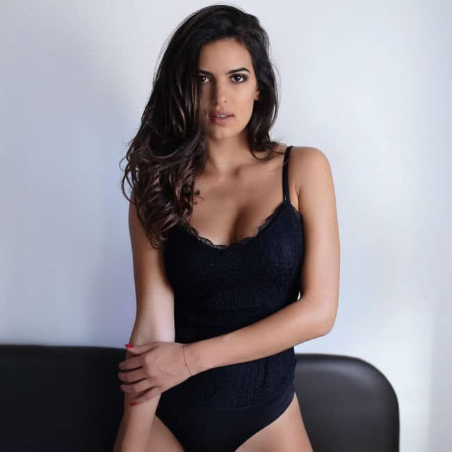 Natasa Stankovic is a Serbian model turned Bollywood actor