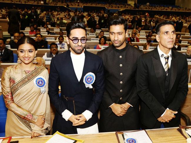 National Film Awards 2019 winners list