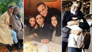 Navya Naveli Nanda's Best Photos With Her Family is Something You Cannot Miss Today