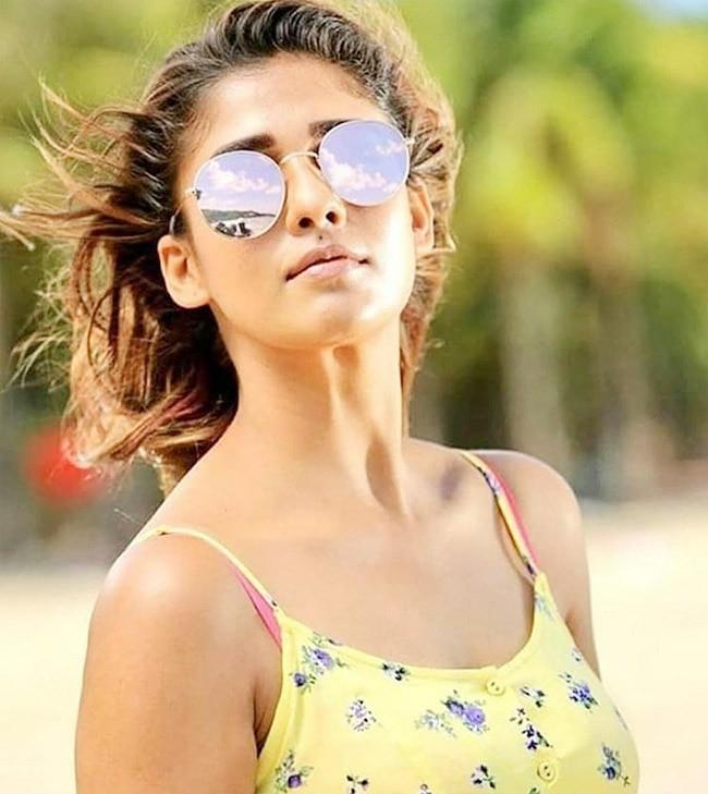 Nayanthara hot and sexy look 2020