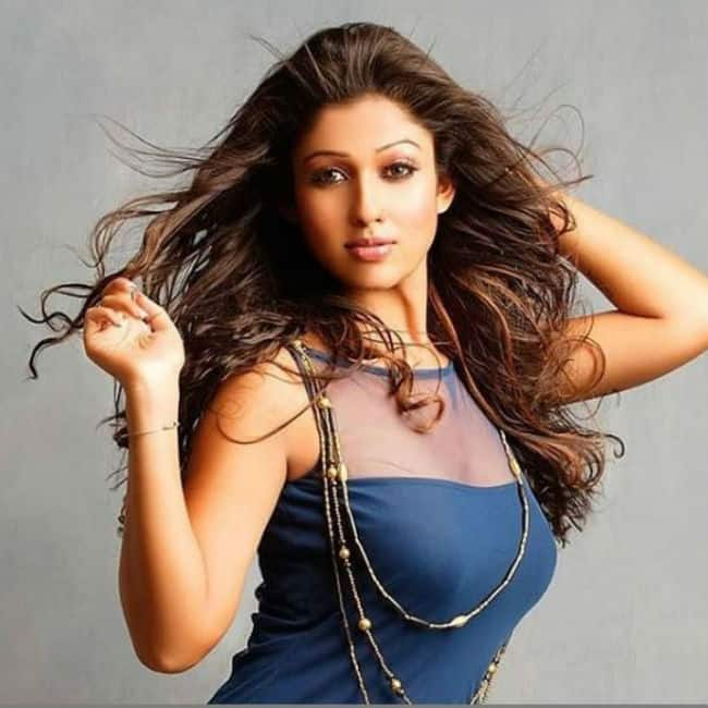 Nayanthara looks hot and sexy