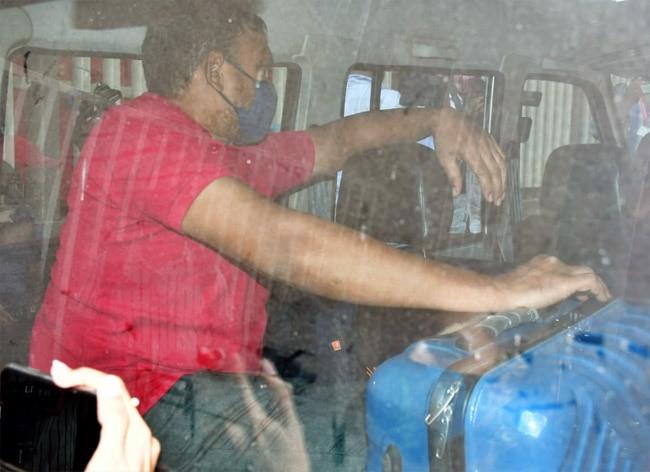 NCB raids Arjun Rampal s house on November 9  Monday