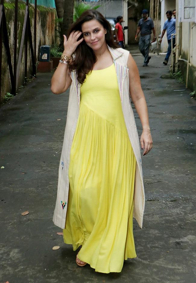 Neha Dhupia   Angad Bedi to Welcome Their Baby in November