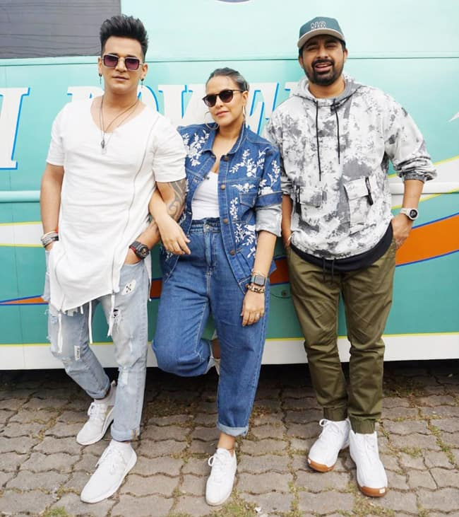 Neha Dhupia Leaves Fans Excited For Upcoming Roadies Season