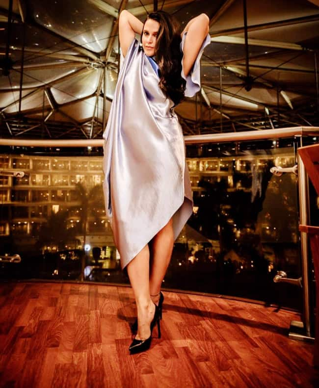 Neha Dhupia Slays in The Outfit