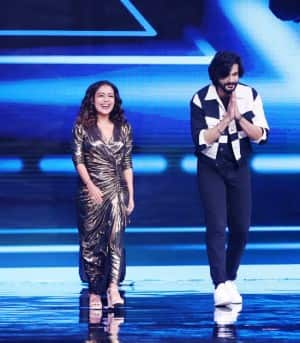Neha Kakkar Moves to Tears as Contestants Give Her a Tribute on India's Best Dancer