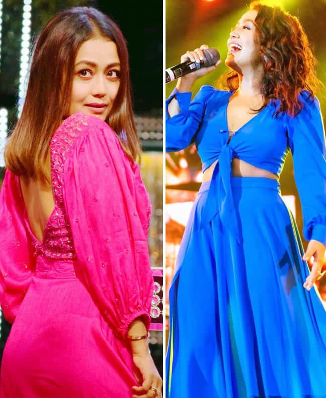 Neha Kakkar appears on Sa Re Ga Ma Pa Li l Champs