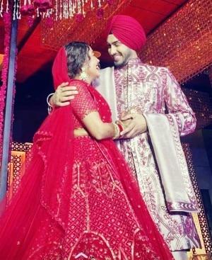 Neha Kakkar-Rohanpreet Singh Wedding Album: Romantic Performances, Stars in Attendance - Everything From Wedding