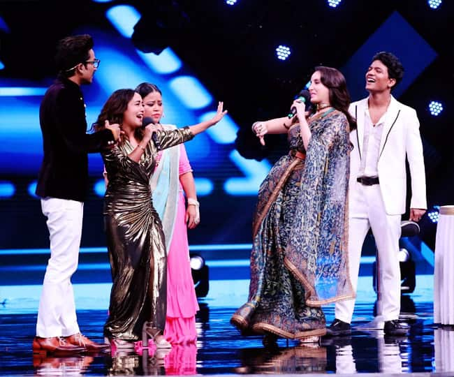 Neha Kakkar gets emotional on India s Best Dancer
