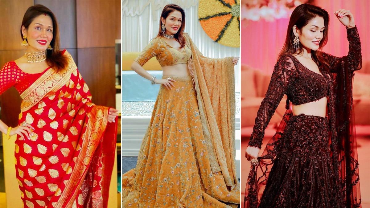 Neha Kakkar s sister Sonu Kakar is a fashionista