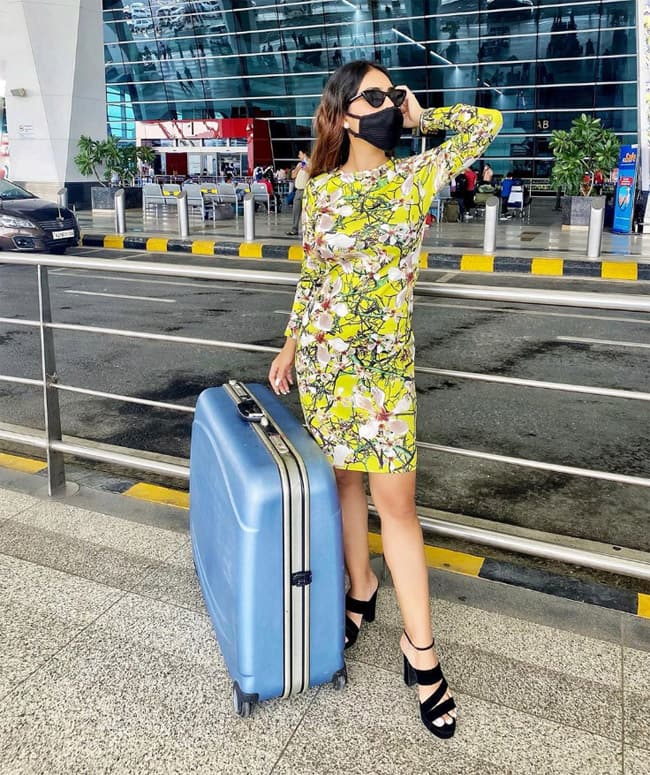 Neha Malik can easily give any other actress a run for money