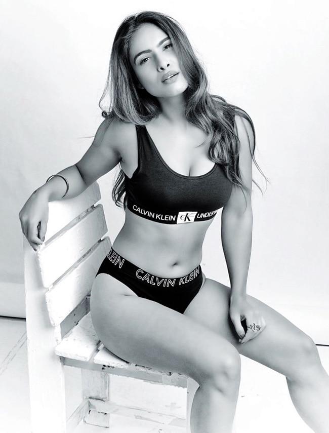 Neha Malik Flaunts Her Perfect Curves