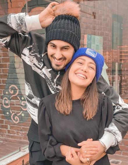 Neha Rohanpreet complete six months of togetherness