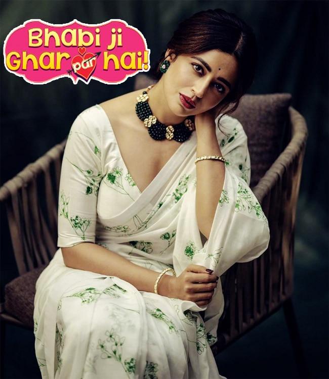 Nehha Pendse becomes new Anita Bhabhi on Bhabiji Ghar Par Hain