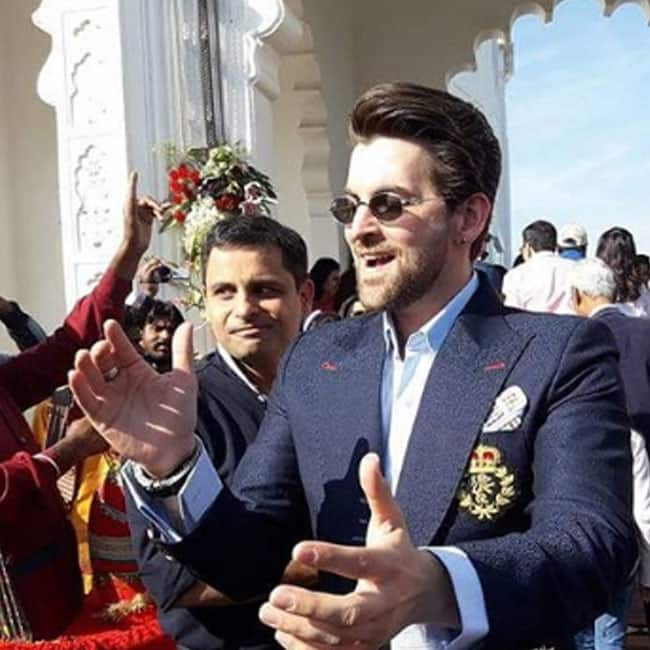Neil Nitin Mukesh   s pre wedding party in Udaipur