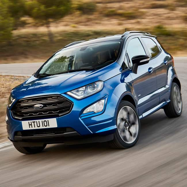 Ford Ecosport St: New Ford EcoSport Price