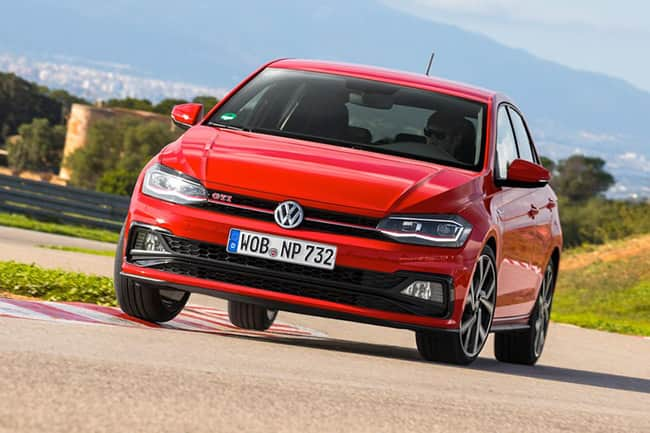 New Volkswagen Polo GTI expected engine efficiency
