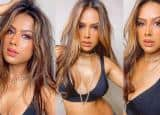 Nia Sharma Goes Bold in Plunging Neckline Black Bikini, Looks Smoking Hot in Viral Pictures