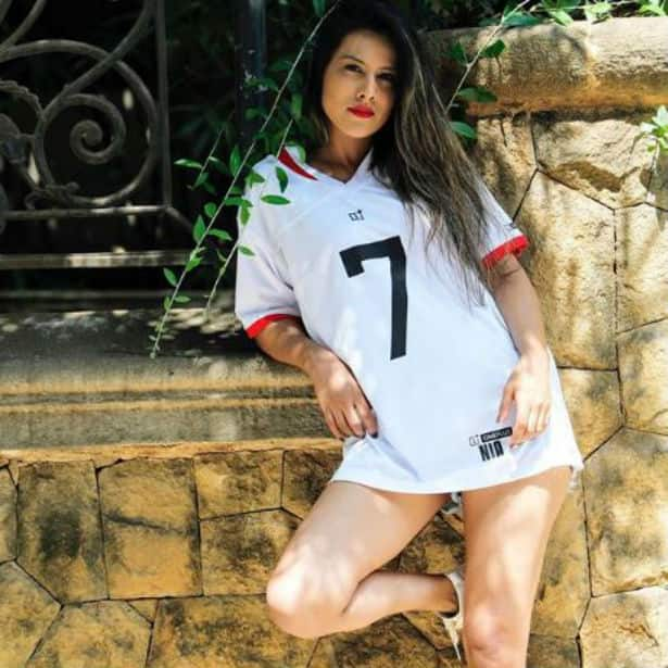 Nia Sharma looks hot and sexy