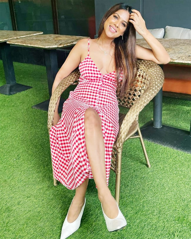 Nia Sharma makes every outfit count  See Latest outfit pics
