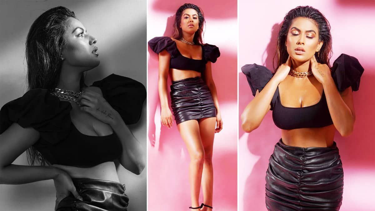 Nia Sharma Shares Jaw Dropping Pictures