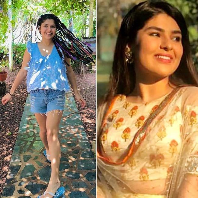 Nidhi Bhanushali aka Sonu Bhide is a gorgeous fashionista today