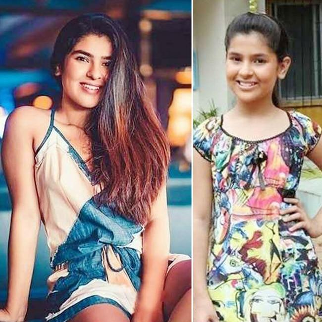 Nidhi Bhanushali has grown up into a stunning diva from Sonu of Taarak Mehta Ka Ooltah Chashmah