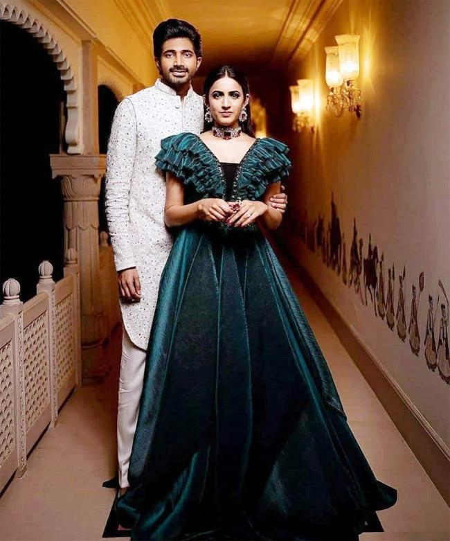 Niharika Konidela Chaitanya JV wedding festivities begin