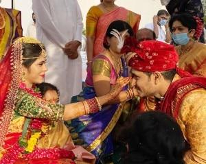 South Star Nikhil Siddhartha Wedding Album: Actor Weds Dr Pallavi Varma Amid Fun And Traditions