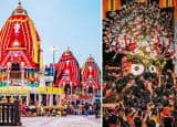 Rath Yatra 2021 Begins: No Devotees for Second Year in a Row, Tight Security Arrangement in Place