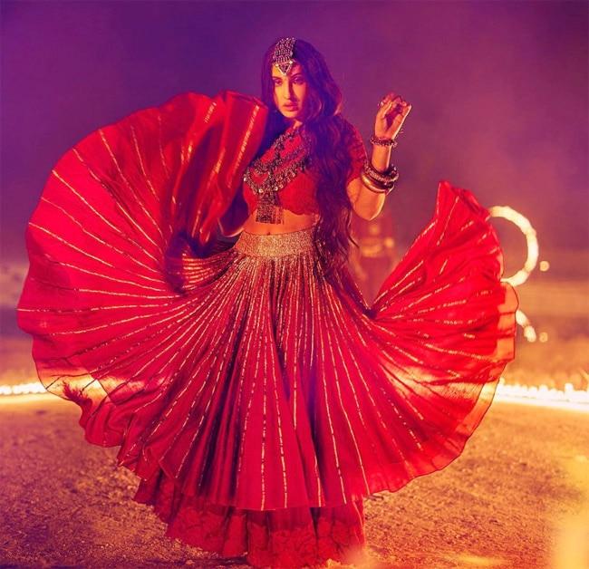 Nora Fatehi All Set For Chhod Denge