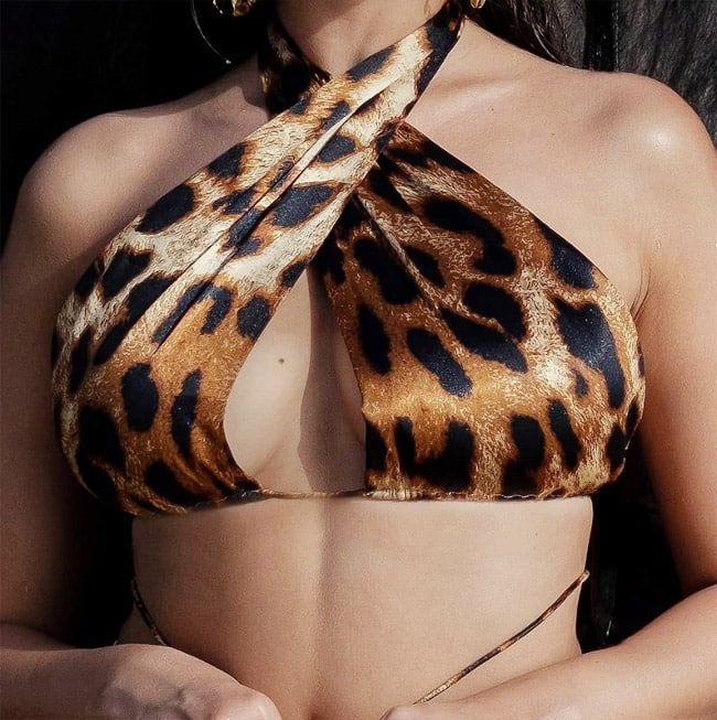 Nora Fatehi goes from sexy to sexier in animal printed outfit