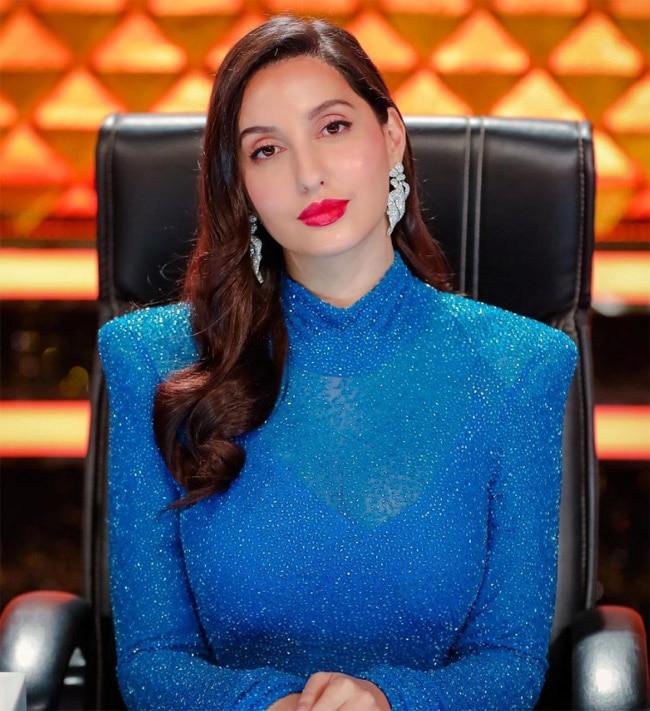 Nora Fatehi replaces Madhuri Dixit on Dance Deewane 3