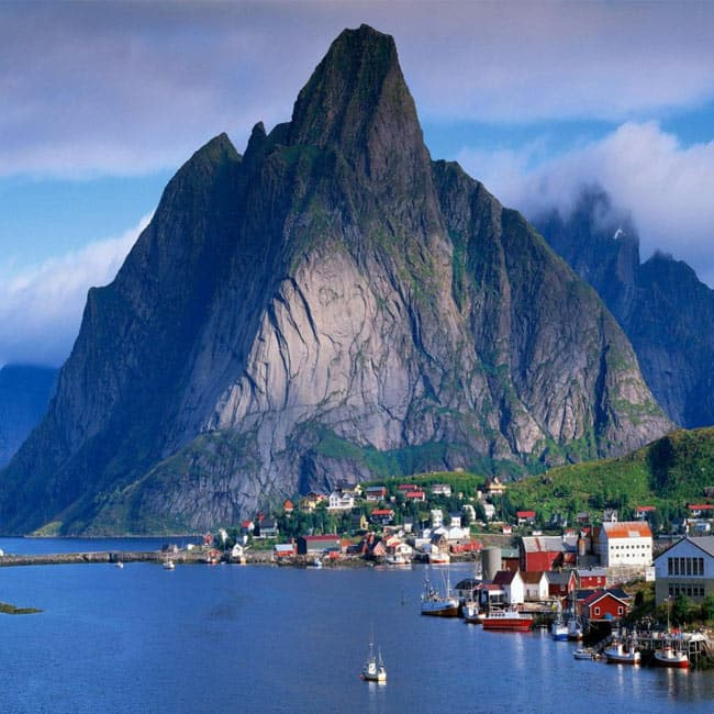 Norway as the most happiest place in the world