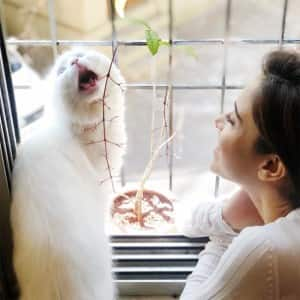 Nushrat Bharucha's Adorable Instagram Pictures With Her 'Little Fluffball' Are The Cutest Thing On The Internet Today