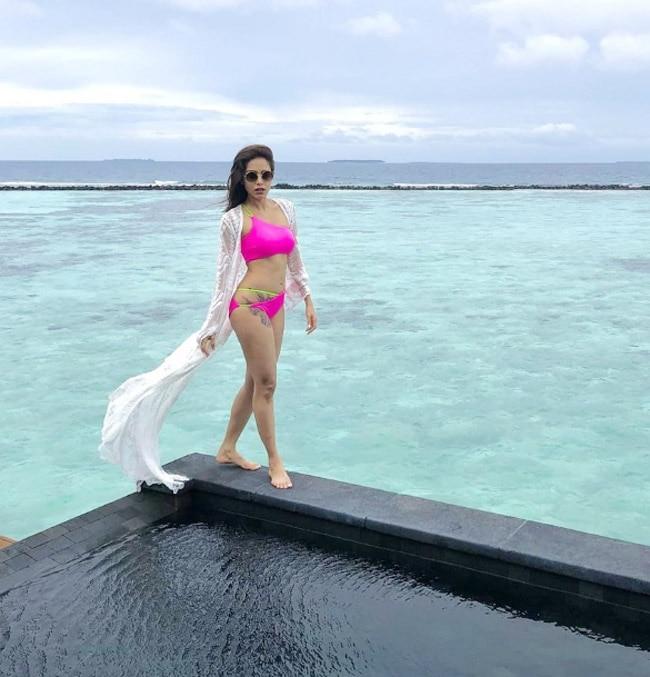 Nushrratt Bharuccha stuns fans with her gorgeous bikini pictures