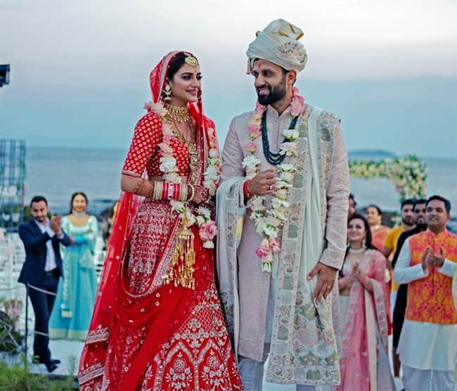 Nusrat Jahan and Nikhil Jain got married in June 2019 in Turkey