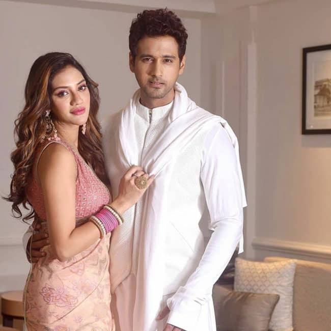 Nusrat Jahan and Yash Dasgupta Loved Up Pictures Are All Over the Internet