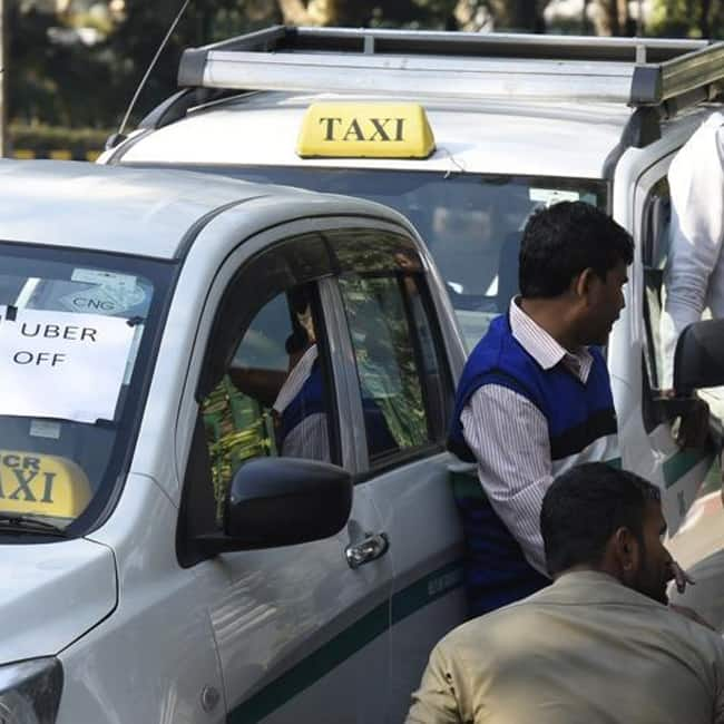 Ola and Uber cab drivers demand better perks