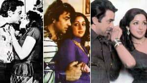 On Hema Malini's 73rd Birthday, Throwback to Her Filmy Love Story With Dharmendra