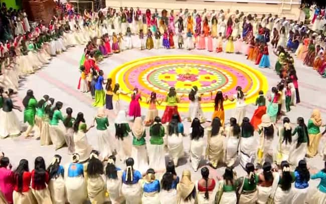 Onam is celebrated with much fanfare not only in Kerala but by Malayalis across the world