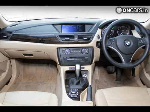 OnCars India BMW X1