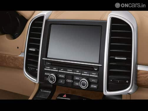 OnCars India Porsche Cayenne Diesel
