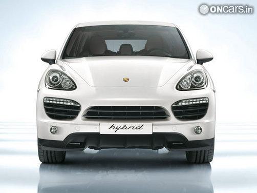 OnCars India Porsche Cayenne Hybrid