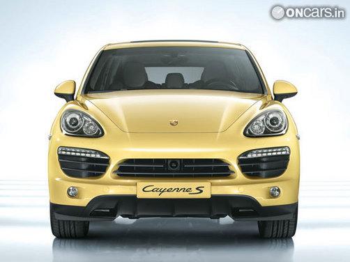 OnCars India Porsche Cayenne S
