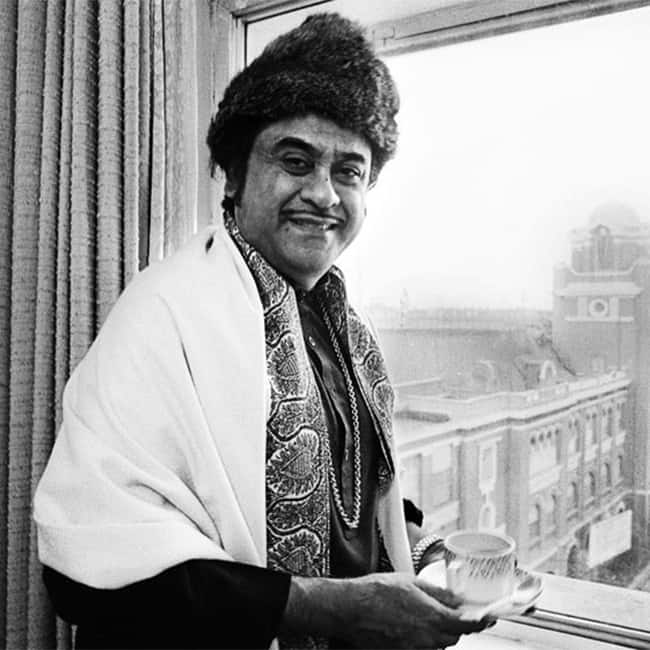 One of the greatest singers of all time  Kishore Kumar had not received any training