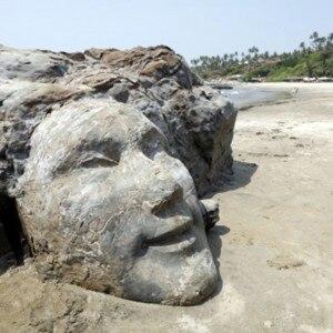 india nude beach