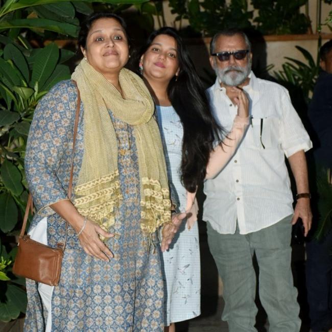 Pankaj Kapoor visits Shahid   s residence