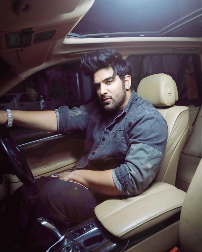 Paras Chhabra owns a fleet of luxurious cars
